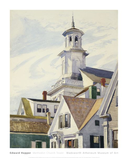 Methodist Church Tower, 1930