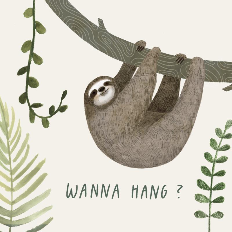 Sloth Sayings I