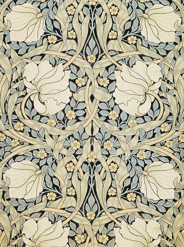 Pimpernel Wallpaper, 1876