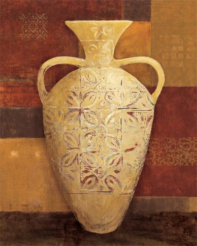 Autumn Urn I