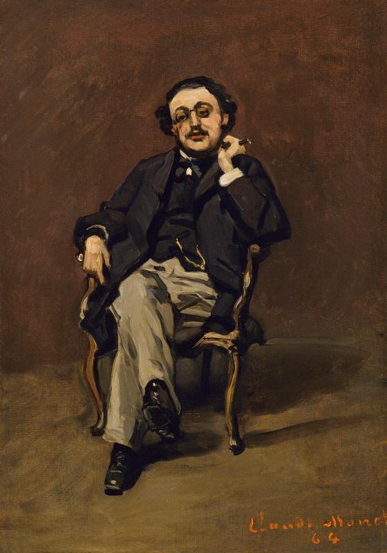 Dr. Leclenche, 1864