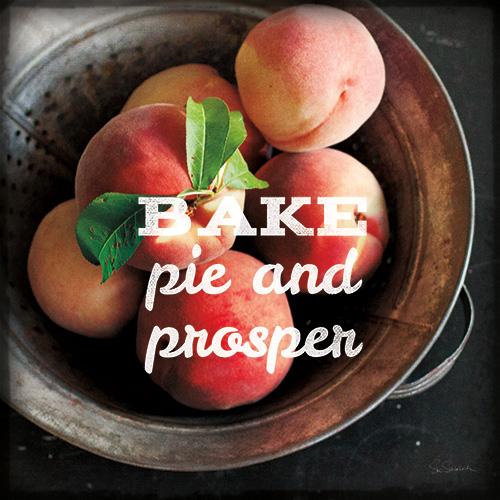 Market Fresh Peaches