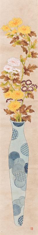 바램 (vase of happiness)6폭 2
