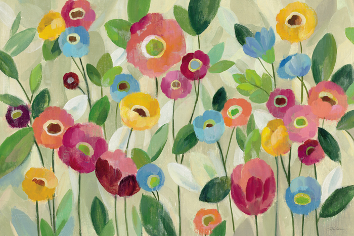 Fairy Tale Flowers V