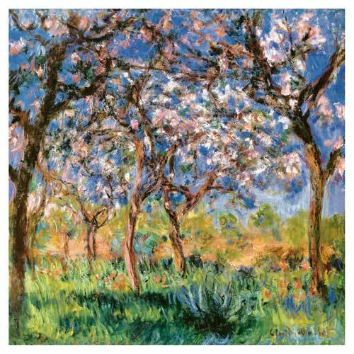 Spring in Giverny