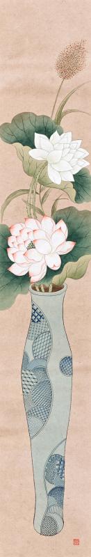 바램 (vase of happiness)6폭 4