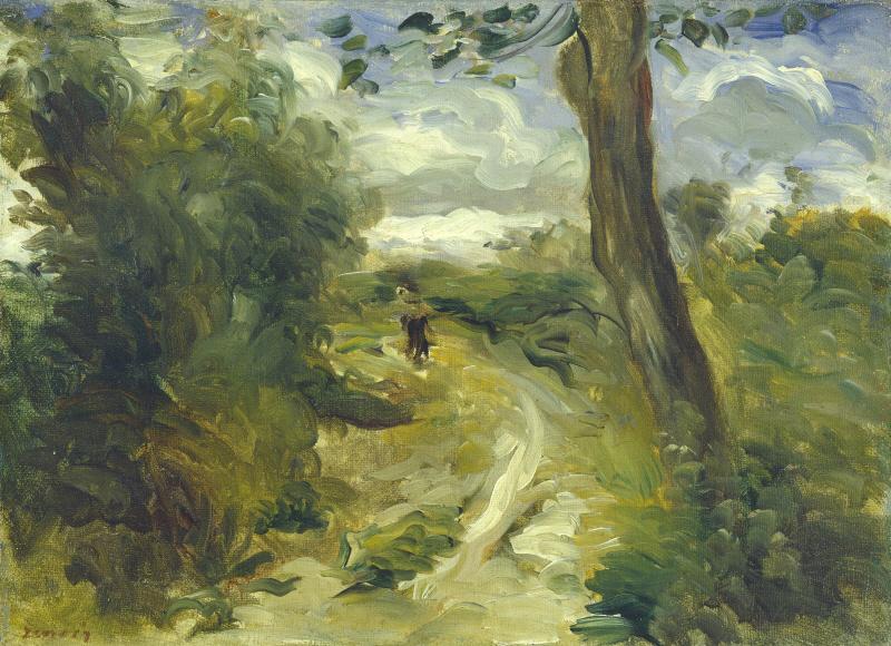Landscape between Storms, 1650
