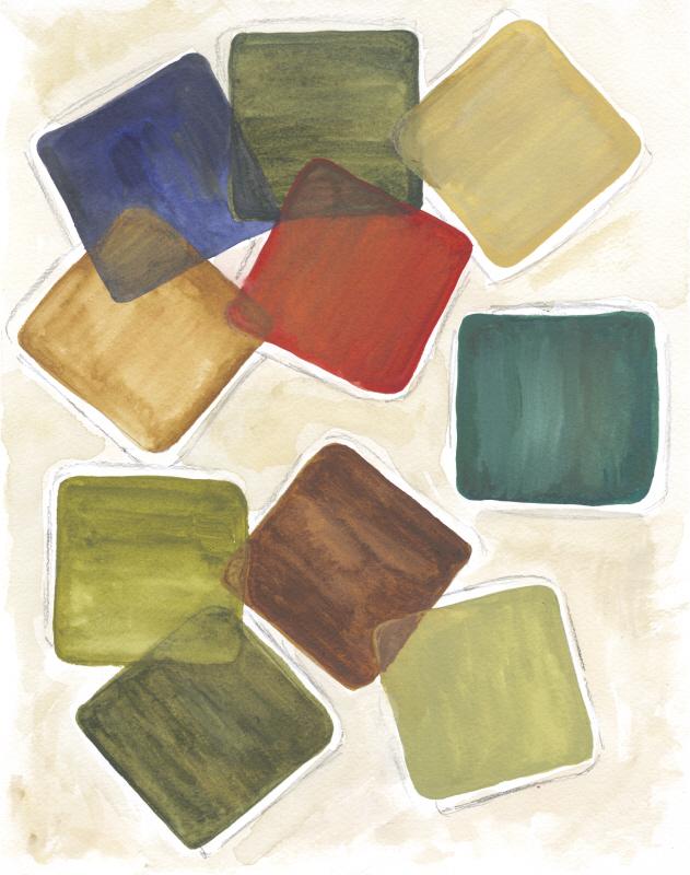 Color Bloc II