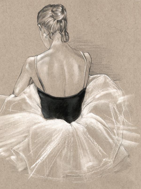 Ballet Study II