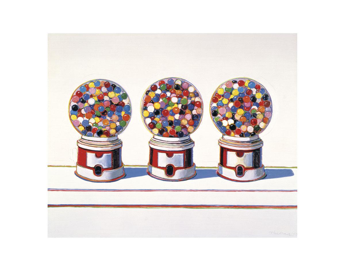 Three Machines, 1963