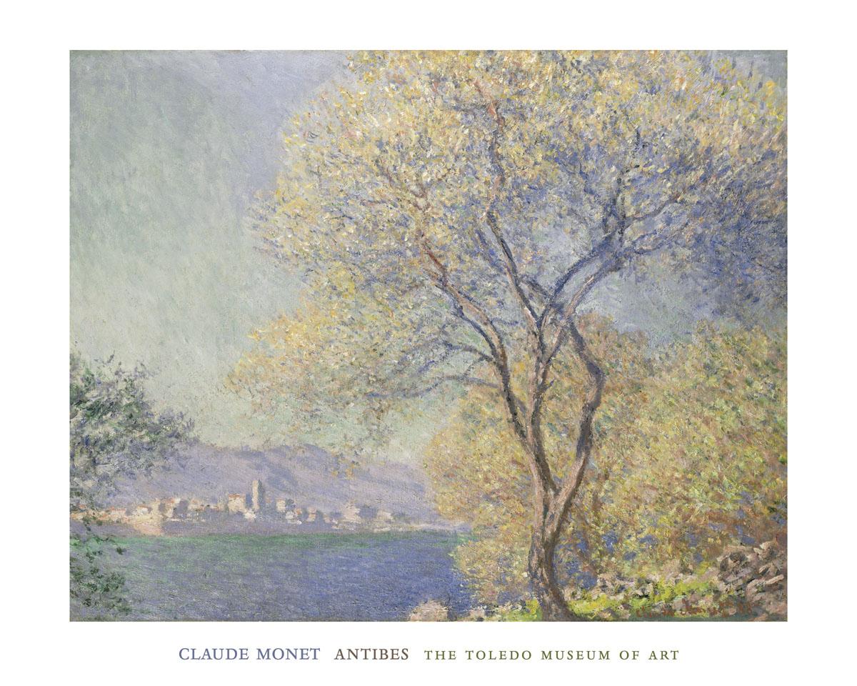 Antibes, 1888