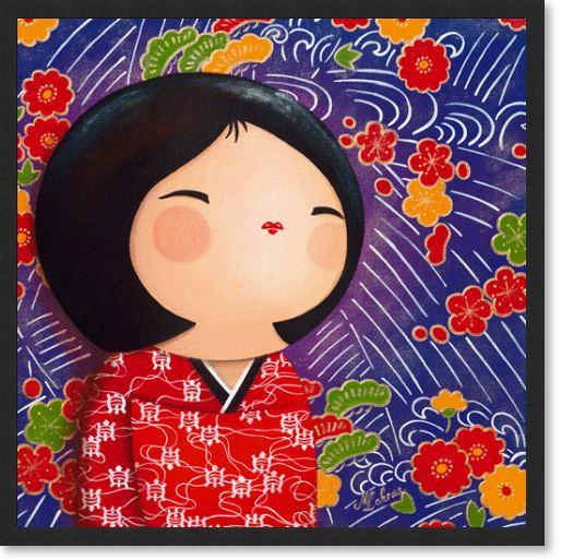 Megumi, Serie Washi