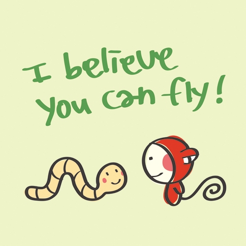 넌 날 수 있어 I Believe You Can Fly