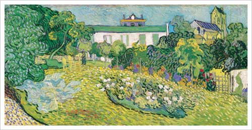 Jardin de Daubigny, 1890