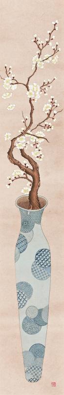 바램 (vase of happiness)6폭 5