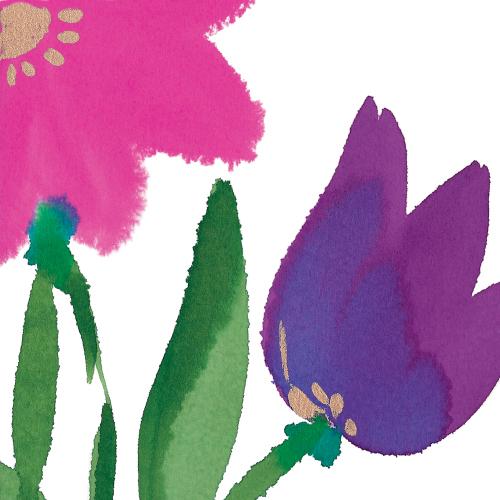 Blooming (Purple)