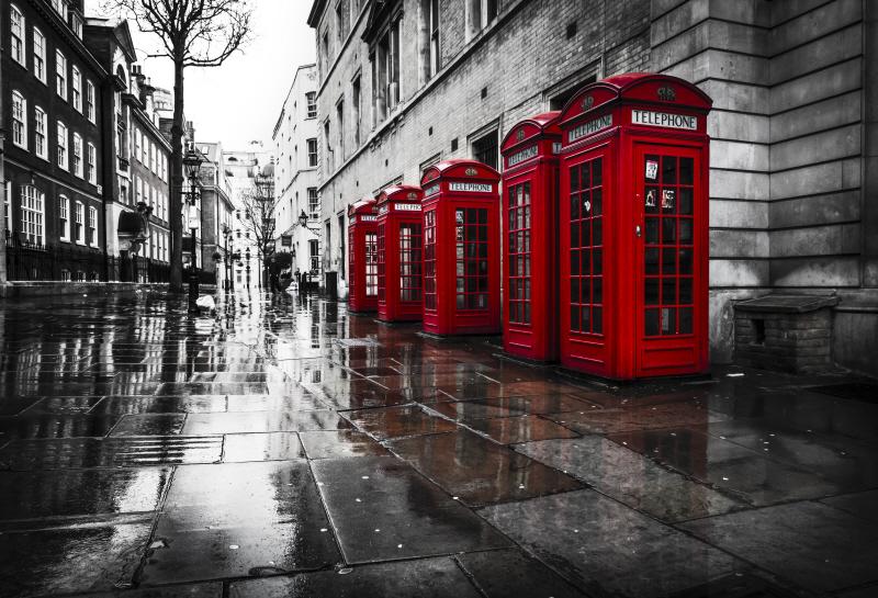 London Phone Booths