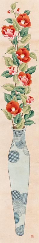 바램 (vase of happiness)6폭 1