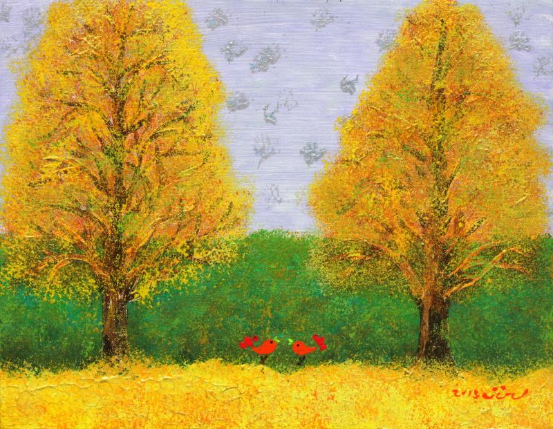 노래하는 가을날