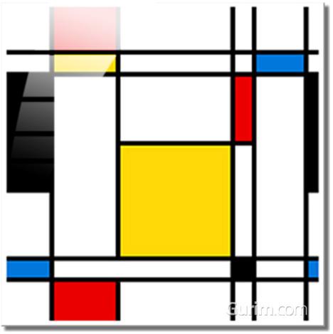 Abstract Geometric Pattern II