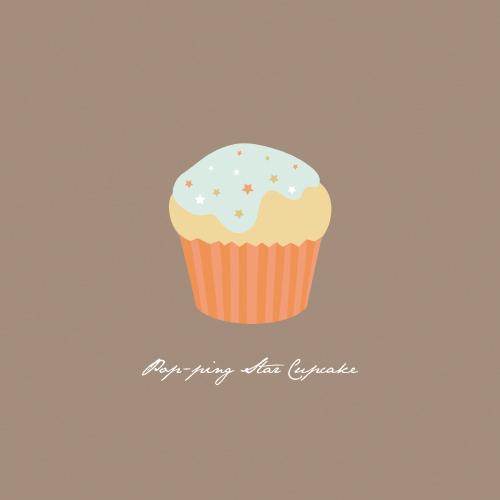 Popping Cupcake