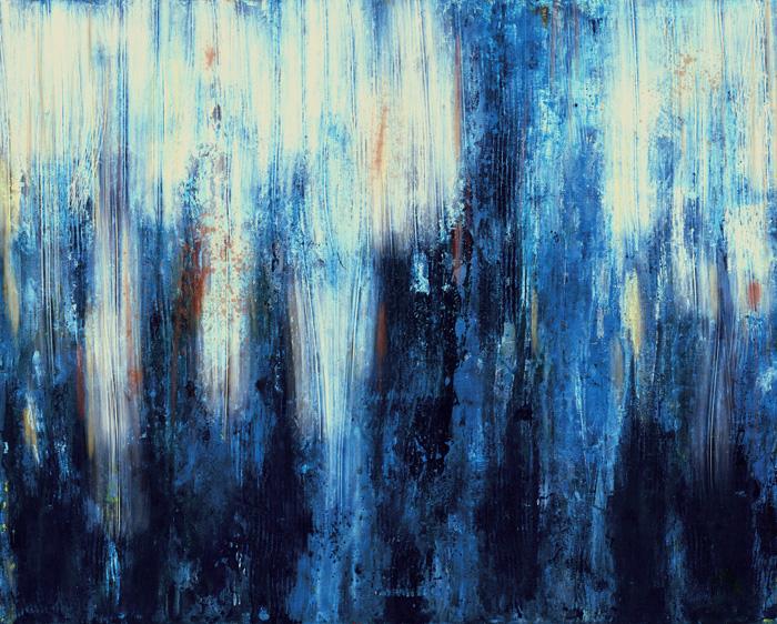 Blue Wonder I