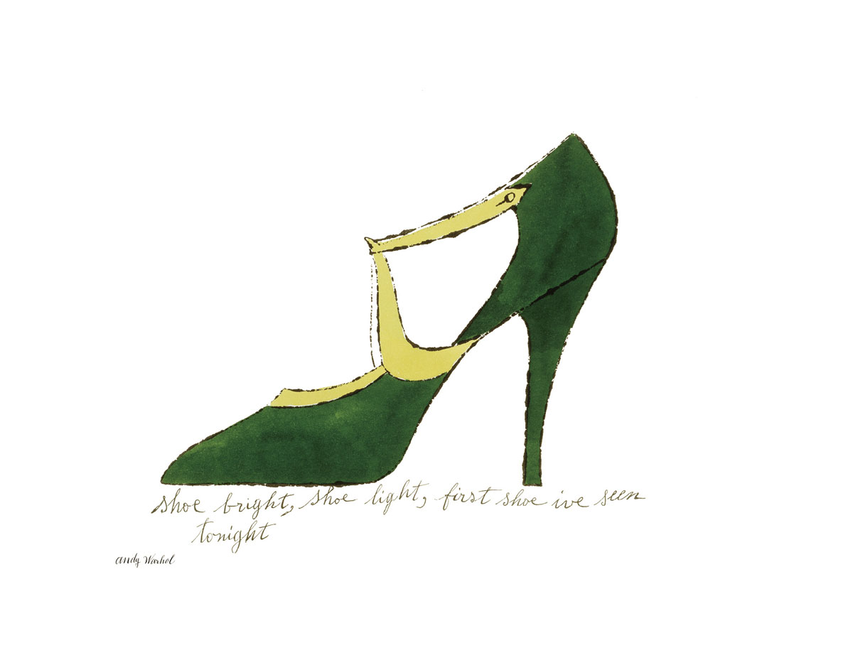 Shoe bright, shoe light, 1955