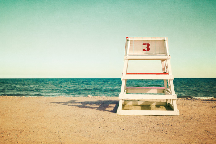 Lifeguard Station no.3
