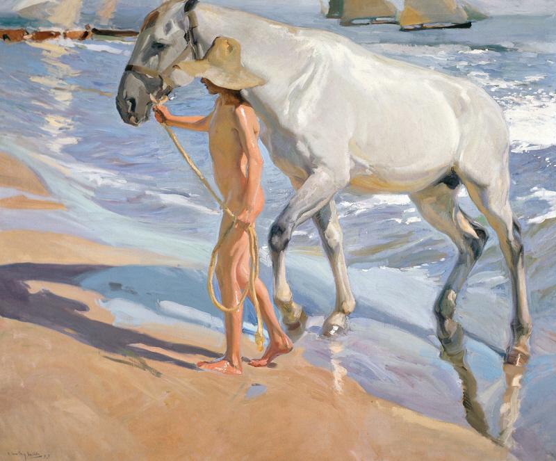The Horse's Bath