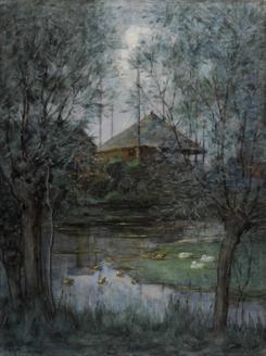 Hooischelf Haystack, 1897-1898