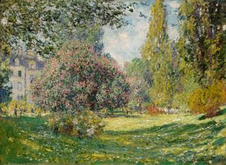 Il Parco Monceau