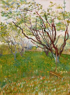 The Flowering Orchard, 1888