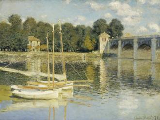 The Argenteuil Bridge(아르장퇴유 다리)