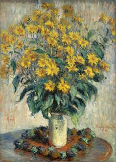 Jerusalem Artichoke Flowers(뚱딴지 꽃)