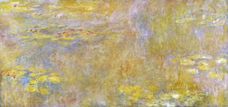 Sea Roses(Yellow Nirwana), 1920(수련)