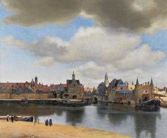 View of Delft (델프트 풍경)