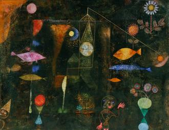 Fish Magic, 1925(생선마법)