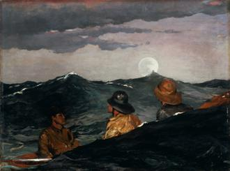 Kissing the Moon, 1904
