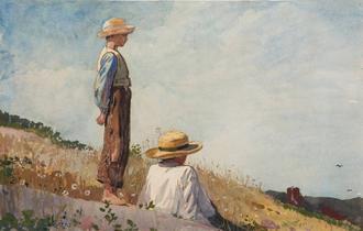 The Blue Boy, 1873