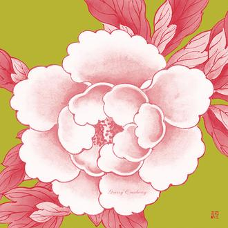 Candy Peony Series 5 Grassy Cranberry