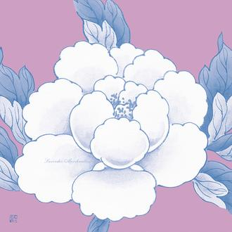 Candy Peony Series 9 Lavender Marshmallow