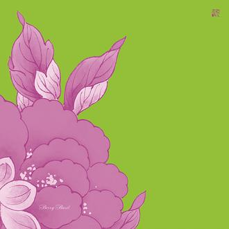 Lollipop Peony Series 3 Berry Bazil