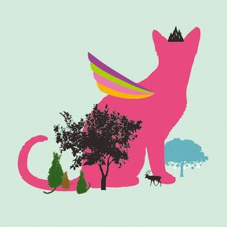 고양이 숲 Cat Forest