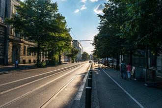 Fineday In Berlin