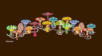 버섯의 숲