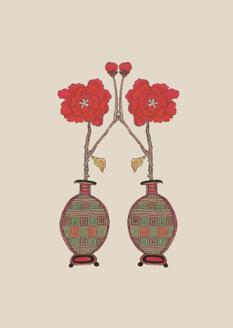 작은 사랑꽃_빨강