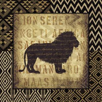 African Wild Lion