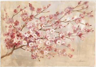 April Cherry Branch