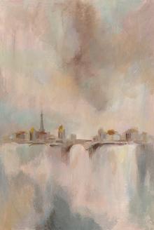 Paris Morning Mist I
