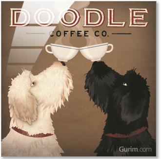 Doodle Coffee Double IV
